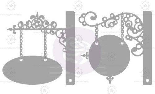Трафареты для скрапбукинга Prima. Магазин товаров для скрапбукинга (создания открыток и альбомов ручной работы) Скрапбукшоп, www.scrapbookshop.ru