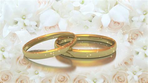Spinning Wedding Rings (Loop)   YouTube