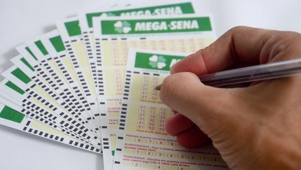 Mega-Sena; loteria da Caixa ; Mega Sena ;  (Foto: Reprodução/Facebook)