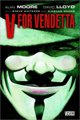 V for Vendetta (Graphic Novel)