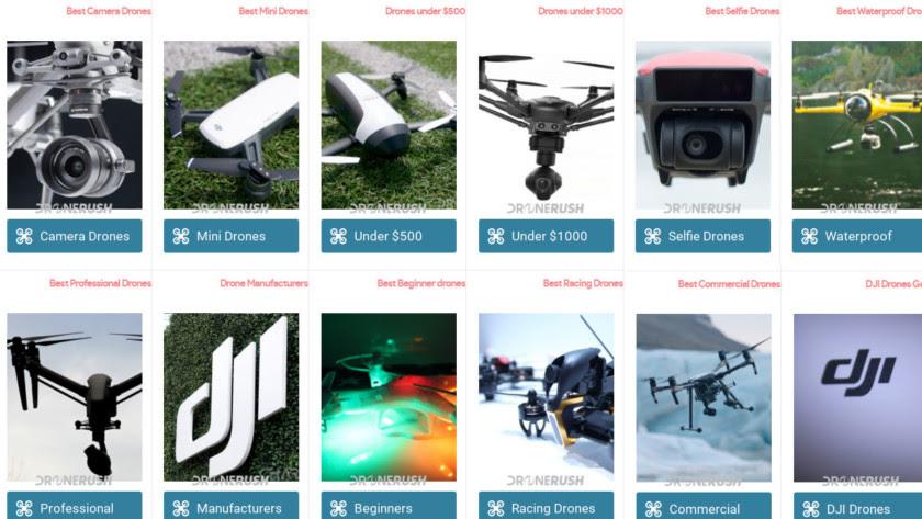 drone dji ryze  | 1280 x 720