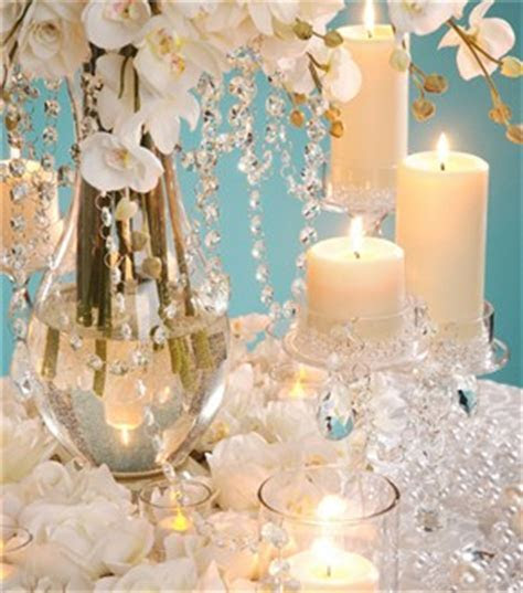 David Tutera Wedding Reception Decoration Garland