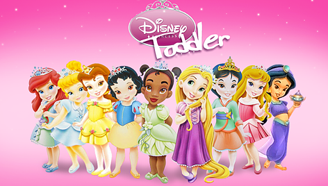 Princesas Disney Princesas Disney Bebés Disney Princess Toddler