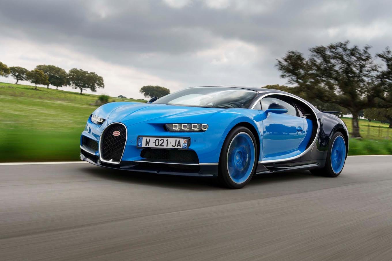 2017 Bugatti Chiron preview - CAR WALLPAPER HD NEW 2019