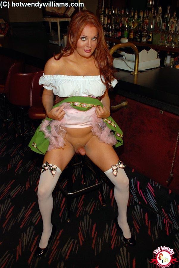 Wendy nackt Williams Figuren aus