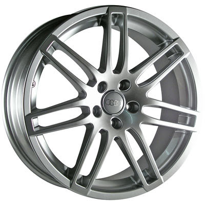 Wheel: RS4 style wheels