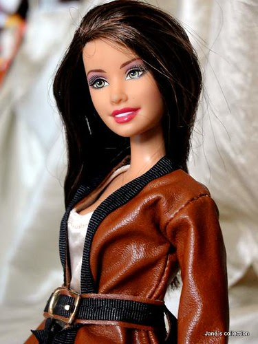 Barbie Teresa - dressed by Jane