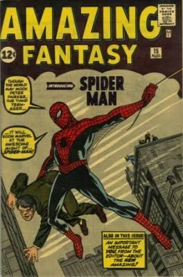 Amazing Fantasy Spider Man Comic Book Value