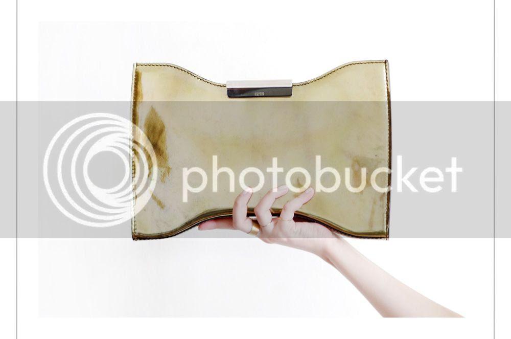 Alexander McQueen Clutch - Sample Sale