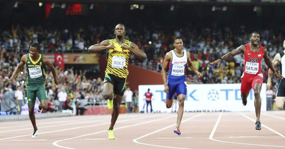 Usain Bolt, de nuevo el más rápido