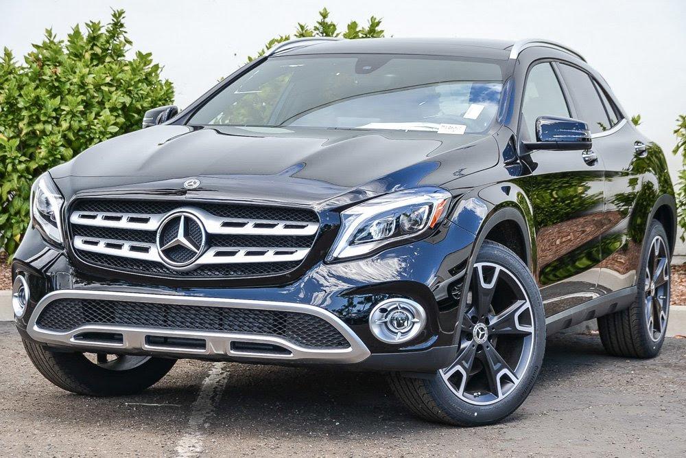 New 2019 Mercedes-Benz GLA GLA 250 Sport Utility for Sale ...