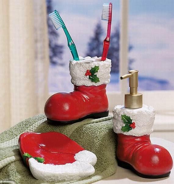 Cute Bathroom Decorating Ideas For Christmas - family ...