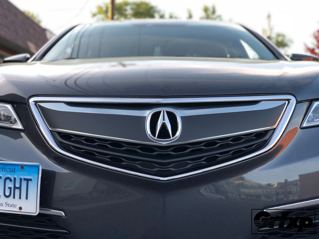 2015 Acura Tlx Grill