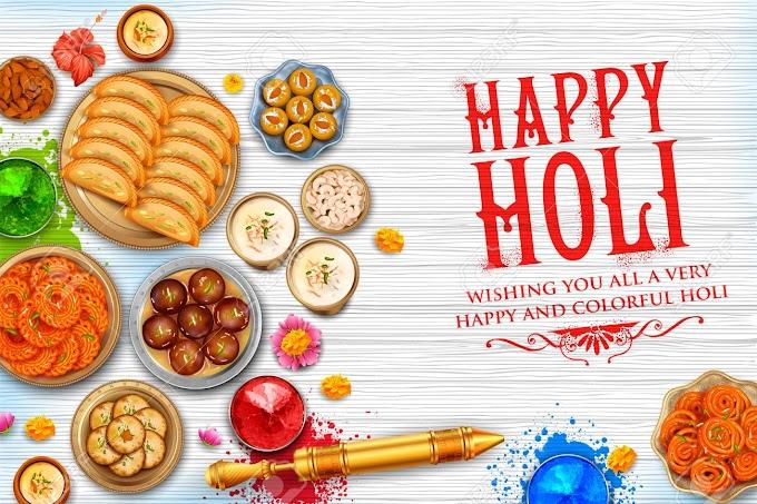 Happy Holi Essay in English 2020