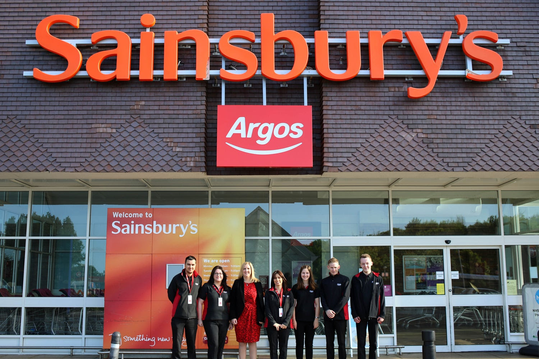 Sainsburys Argos