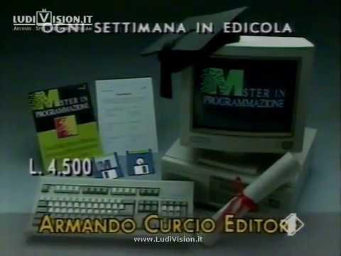 Curcio Editore - Master in Programmazione (1992)