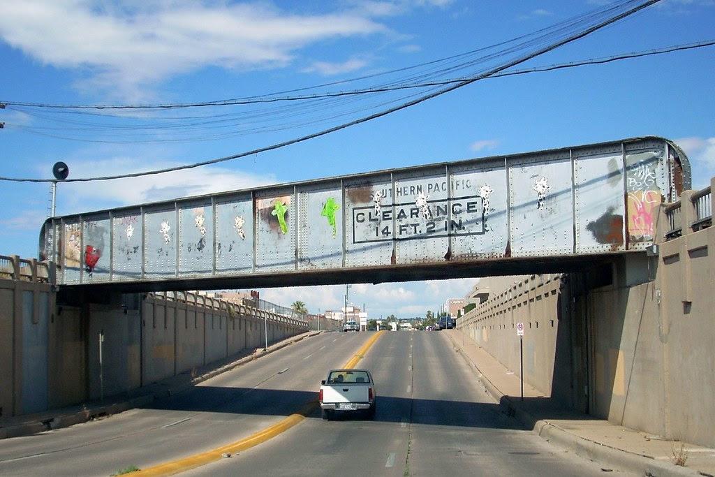 Wyoming Street Railroad Underpass