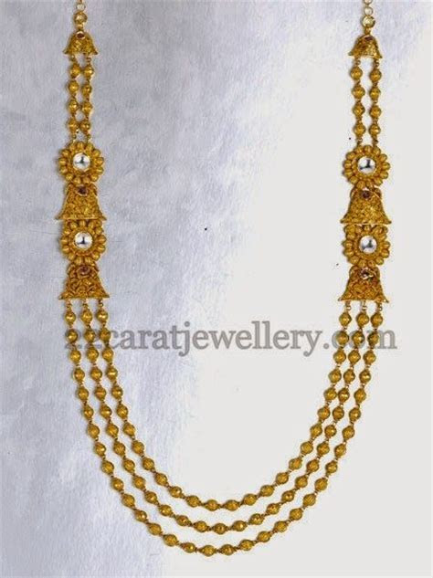 Joyalukkas Simple Beads Haram   Beads Jewellery   Jewelry