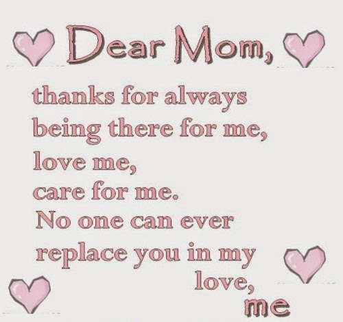 Cute Love Messages For Mom I Love You Messages For Mom