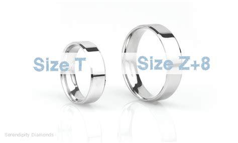 largest wedding ring size  men  ring sizes