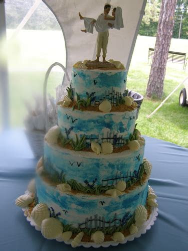 Wedding Cakes Gallery 7   Lisa Becker's Custom Wedding