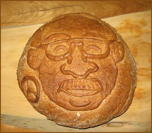 Bread face 01
