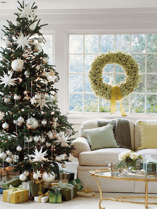 Christmas Decorating Ideas amp; DIY Projects: 28 Post RoundUp  The