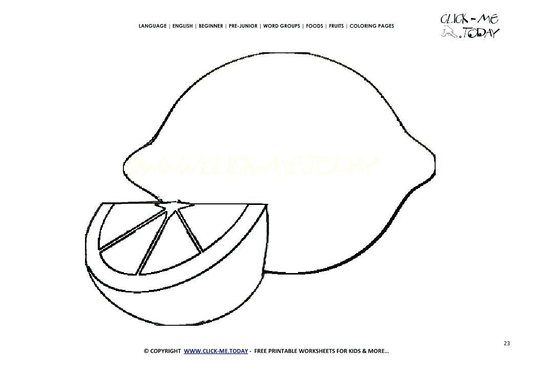Lemon Shark Coloring Page at GetColorings.com | Free ...