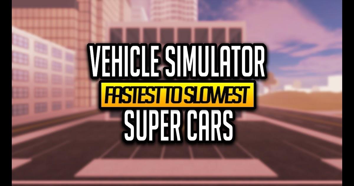 Roblox Vehicle Simulator Private Server | Robux Gainer