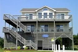 pet friendly by owner vacation rental in th eouter banks