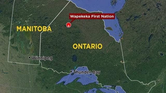Resultado de imagen para Wapekeka ontario