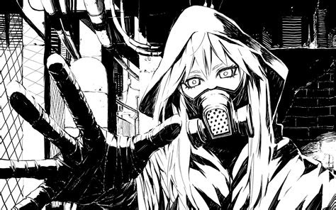 anime gas mask wallpaper wallpapersafari