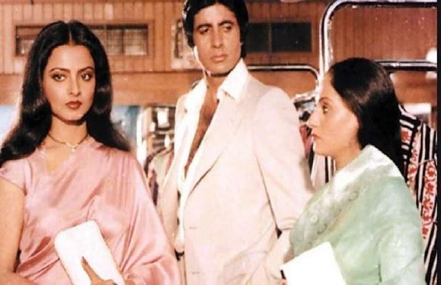 जया की वजह रेखा से दूर हुए थे अमिताभ बच्चन, भरी महफिल में एक्ट्रेस ने कहा था- 'आपने नहीं देखे मेरे घाव'