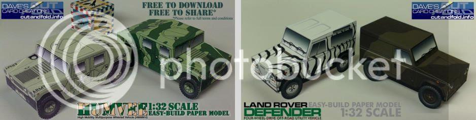 photo Armored Personnel Carrier  Paper Model via papermau 004_zpsgdkgtj9s.jpg