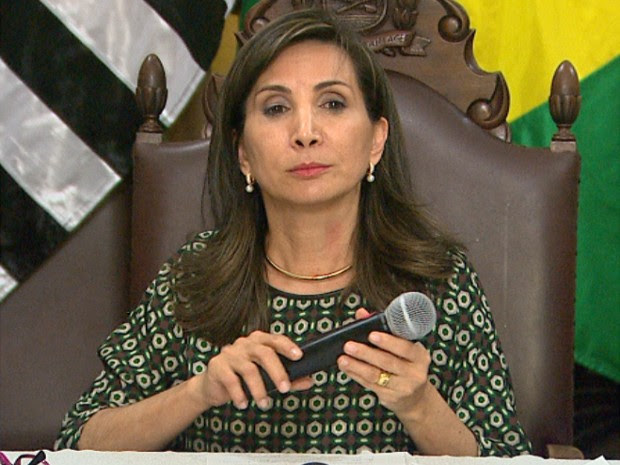 Dárcy proibiu secretários de fazerem novos gastos até 2015 (Foto: Ronaldo Gomes/EPTV)