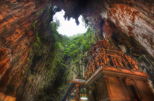 Batu Caves   Worlds Most Beautiful Caves