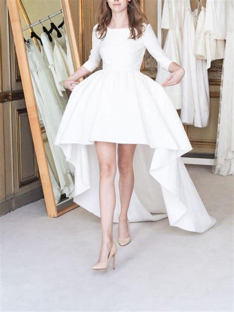 183 best images about * Robes de Mariée courtes ** Short