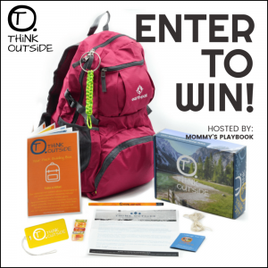 Enter to Win a THiNK OUTSiDE Quarterly Subscription #THiNKOUTSiDE #EntertoWin