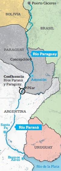 Hidrovía Paraguay-Paraná