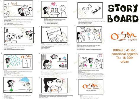 inilah  membuat storyboard contoh storyboard
