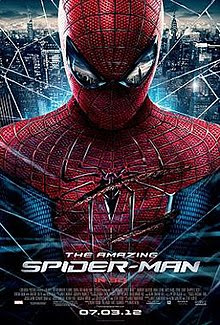 poster spiderman