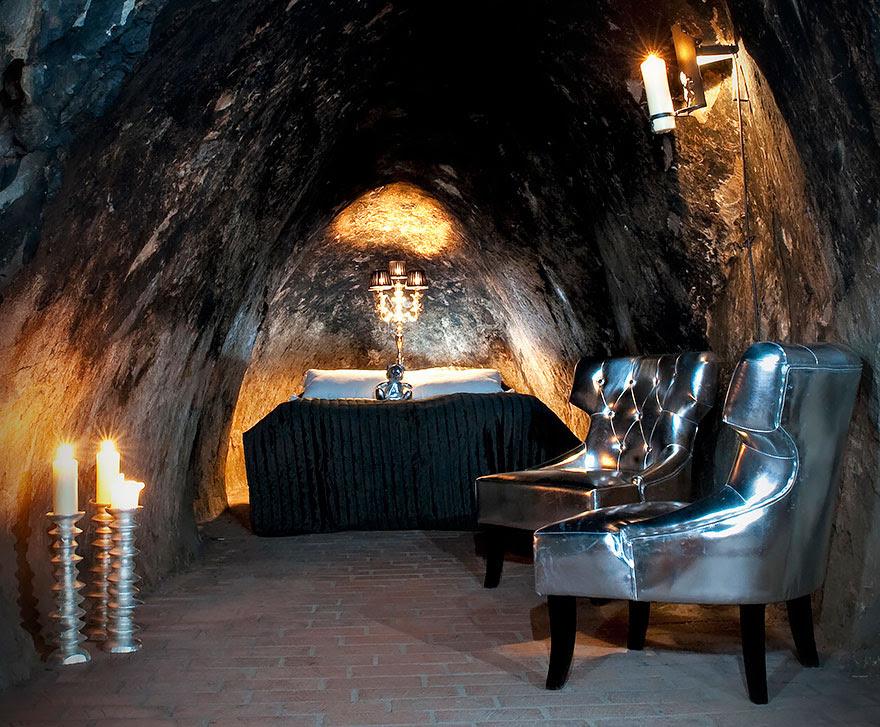 Sala Silvermine, Sweden