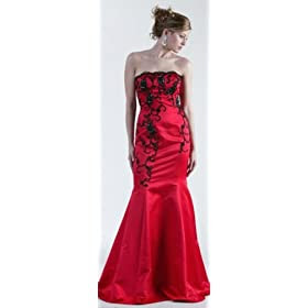 Formal Bridal Prom Gown