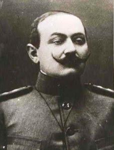 Ο Διοικητής του 1/38 ΣΕ Αντισυνταγματάρχης Σταυριανόπουλος Διονύσιος