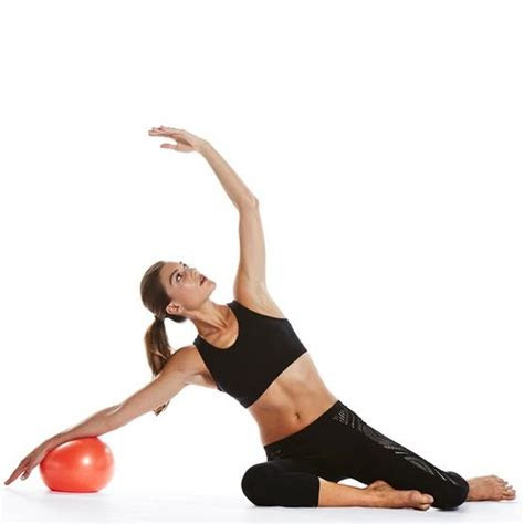 barre workout  small ball exercises   strong