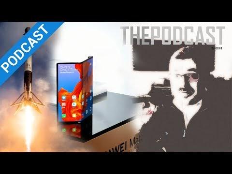 Αναδιπλούμενα κινητά από Samsung & Huawei, Τρομακτικά πορτρέτα από ΑΙ, πιστωτική Apple & Nutella