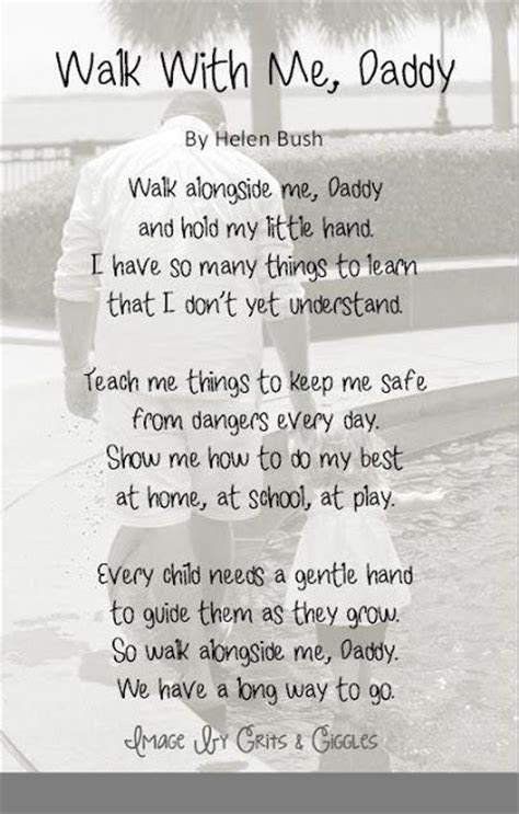 Walk With Me Daddy Pictures, Photos, and Images for