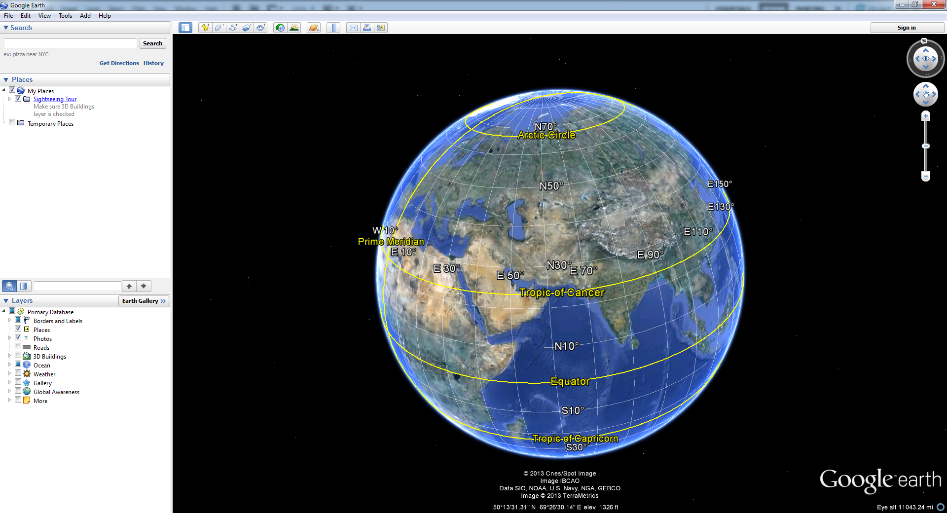 Google Earth Map Downloads | World Map Gray