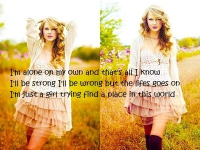 Show Me The Best Quotes You Love From Tay Songsprops Taylor