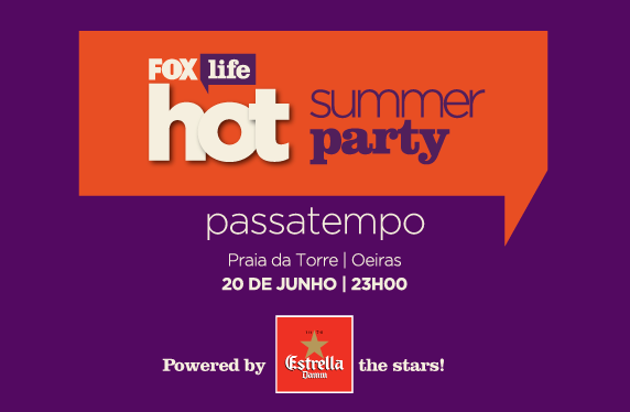 PASSATEMPO 'FOX LIFE HOT SUMMER PARTY'